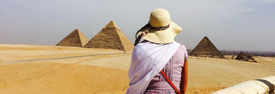 Catégorie tourisme egypte