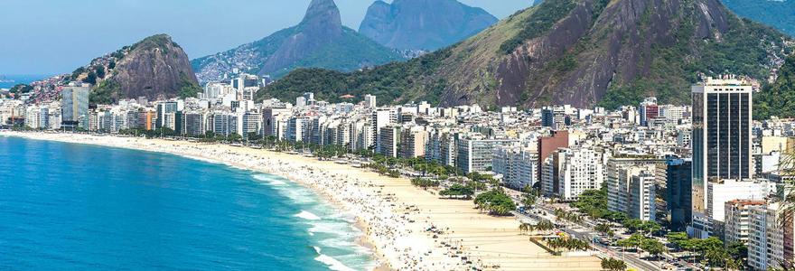 Le Brésil - A visiter