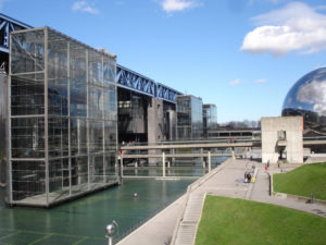 cite des sciences a Paris