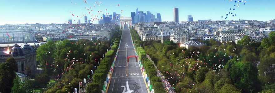 Paris JO 2014