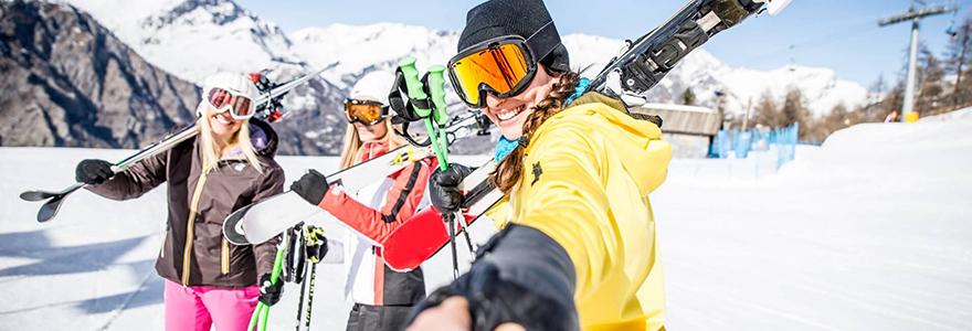 voyage organise dans les Alpes
