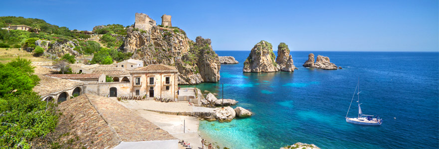 Voyage en italie Sicile